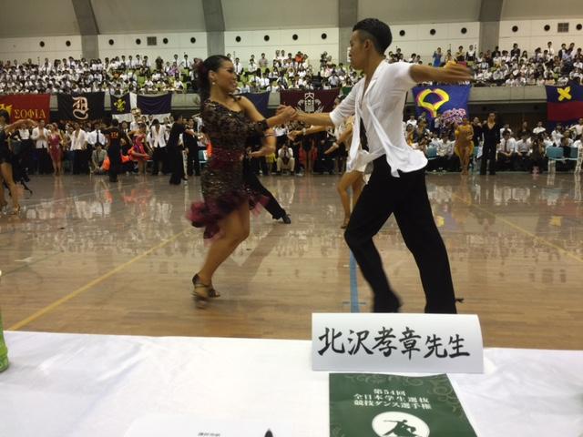 全日本学生選抜競技ダンス選手権