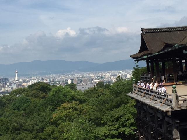 京都まで足をのばしました